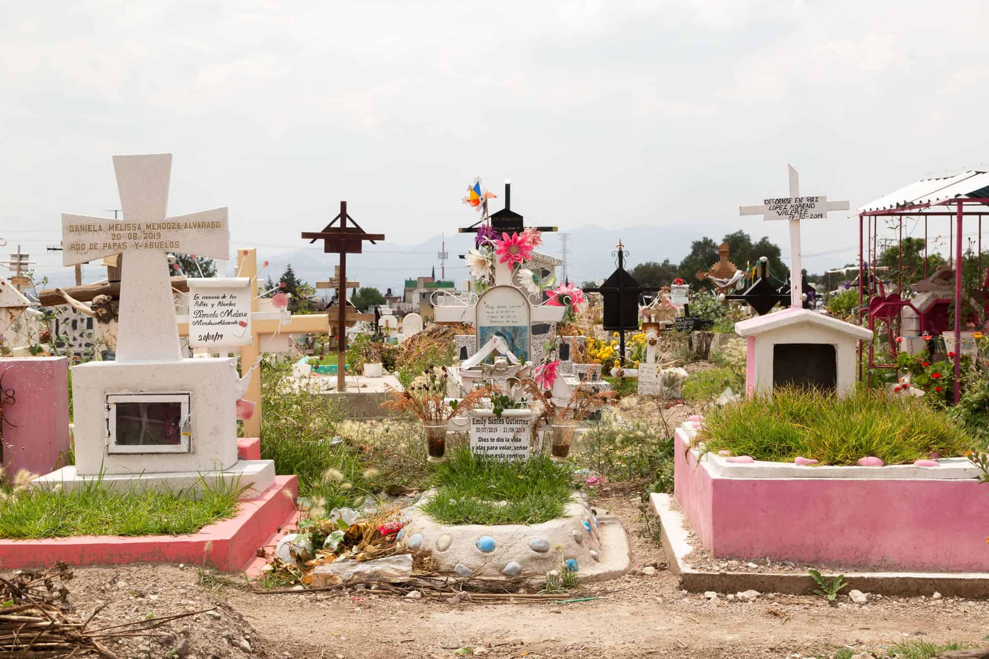 panteon ecatepec mexico covid 19