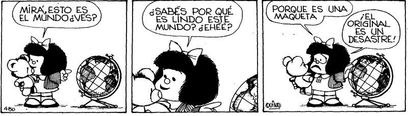 mafalda quino viñetas