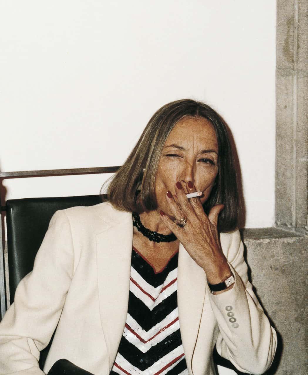 periodista Oriana Fallaci
