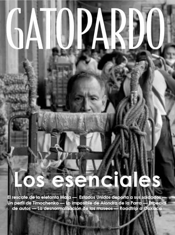 Gatopardo-211 octubre los esenciales