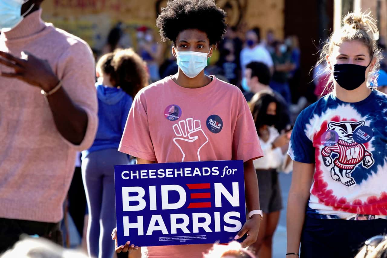 Biden Harris