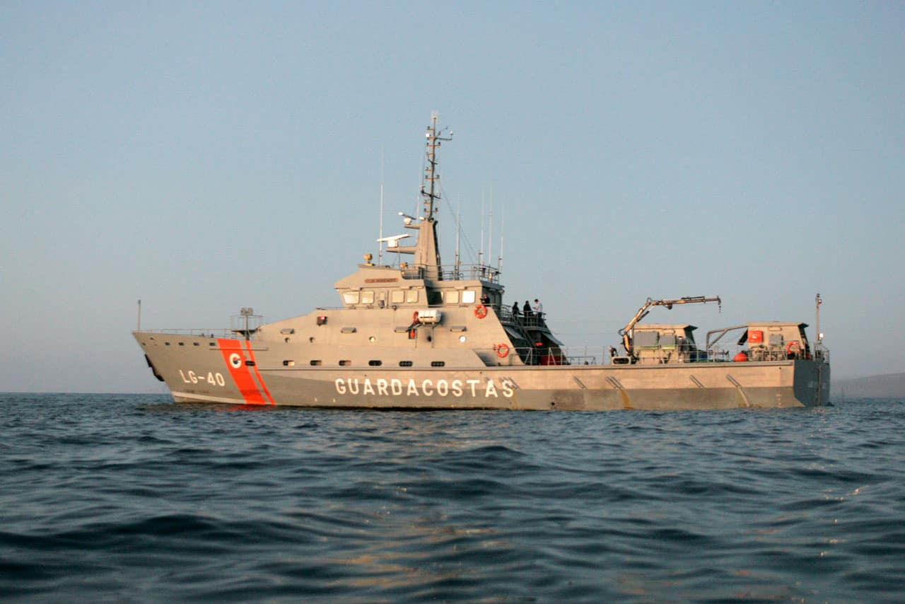 guardacostas ecuador pesca china
