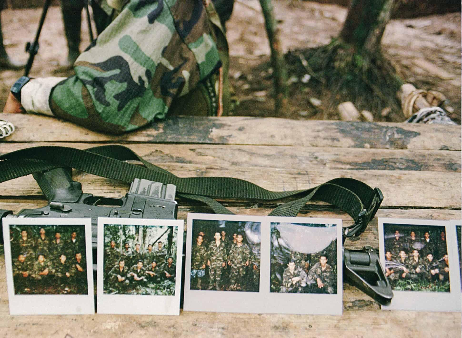 Guerrilla Colombia FARC