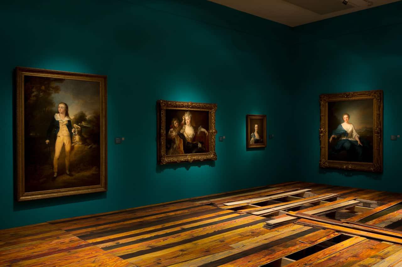 el-millonario-robo-de-la-dictadura-argentina al Museo Nacional de Bellas Artes de Buenos Aires bellos jueves