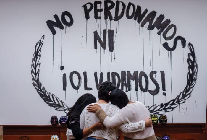 Toma CNDH Andrea Murcia Gatopardo