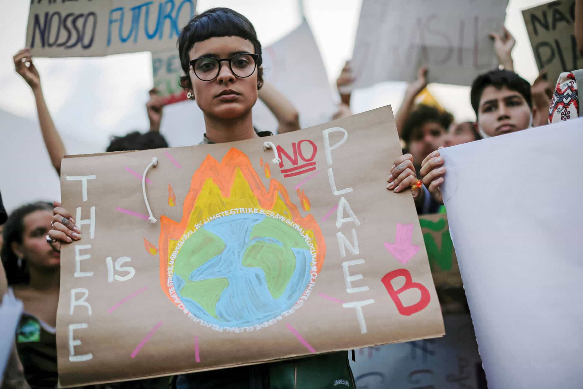 movimiento Fridays for Future chile
