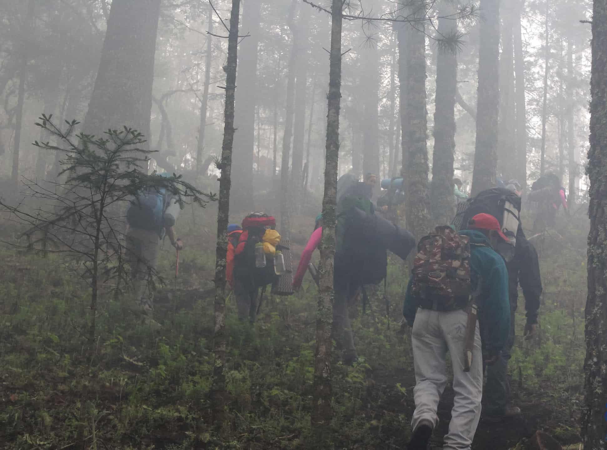 Camino Copalita comunidades zapotecas turismo comunitario