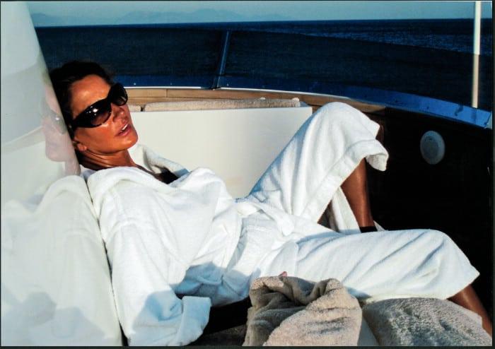 Naty Abascal icono de la moda iberoamericana