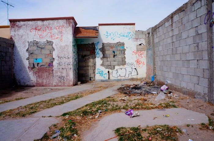 Teresa Margolles, Ciudad Juárez