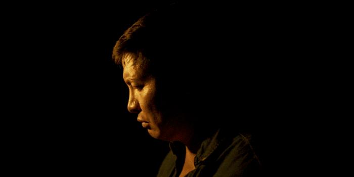 """""""La paloma y el lobo"""", película del director mexicano Carlos Lenin."""
