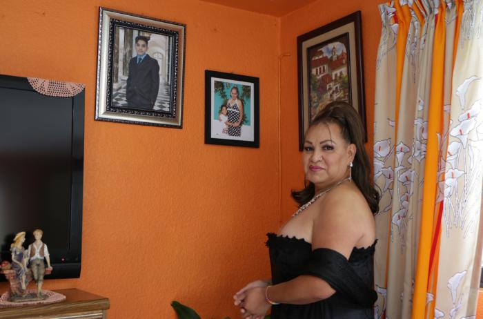 Kassandra Sánchez Cruz trabaja en programas con un efoque LGBT+ en una de las alcaldías socialmente más vulnerables de la Ciudad de México.