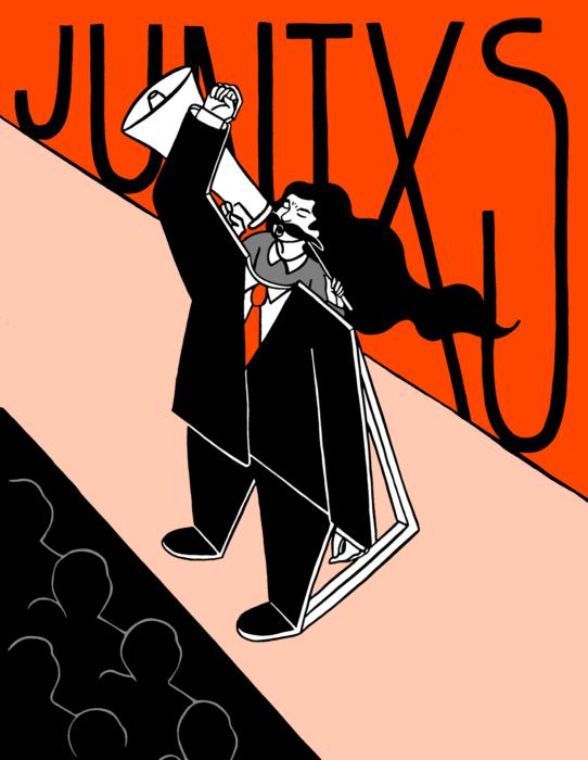 Una ilustración de María Conejo.