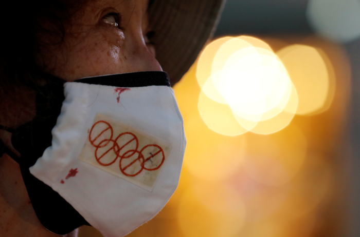 60% de los japoneses se oponen a los Juegos Olímpicos. Miles protestan contra Tokio 2020 en las calles de las ciudades japonesas.