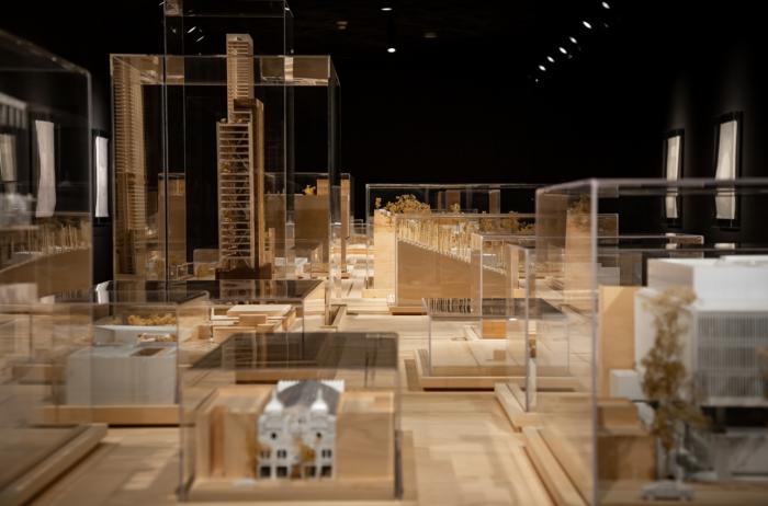El arquitecto Alonso de Garay y su Taller ADG presentan una exposición en el Franz Mayer, dentro del Festival Mextrópoli.