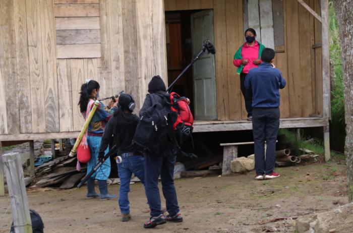 Una serie de proyectos de cine de pueblos indígenas colombianos, como el wayuu, comienzan a rendir frutos: una resistencia cinematográfica.